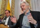 Assange na konferencji prasowej: Wkr�tce opuszcz� ambasad� Ekwadoru w Londynie