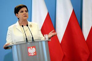 Beata Szydło: Rozporządzenie ws. płacy minimalnej podpisane