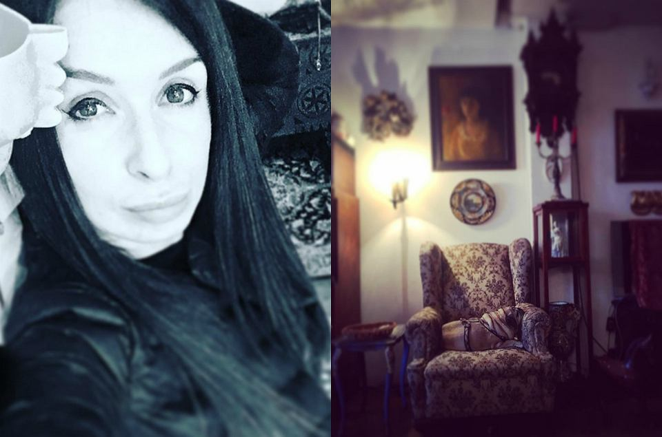 Zdjęcie numer 0 w galerii - Marta Kaczyńska chętnie chwali się mieszkaniem w Sopocie. Nic dziwnego. Jest eleganckie i bardzo klimatyczne