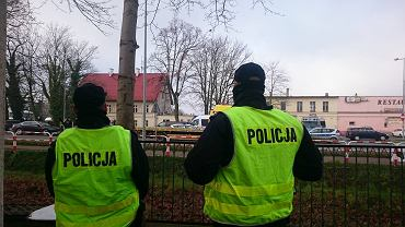 Strzelanina w miejscowości Wisznia Mała