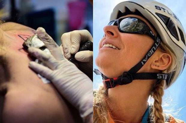 """Martyna Wojciechowska ostatnio poinformowała fanów, że robi nowy tatuaż. """"Zgadniecie, co to?"""", napisała. Teraz już wszystko jasne!"""