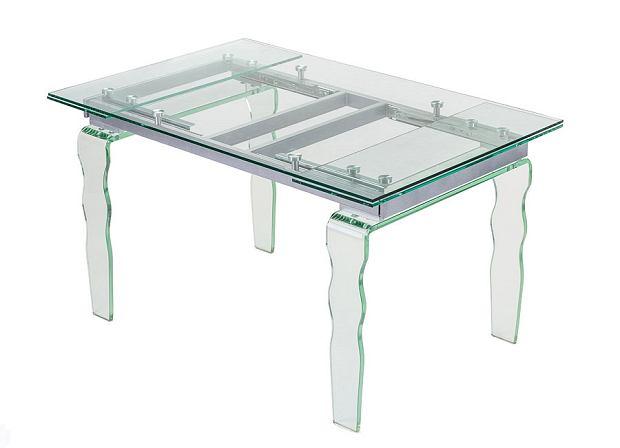 Stół szklany VENDOME CLEAR
