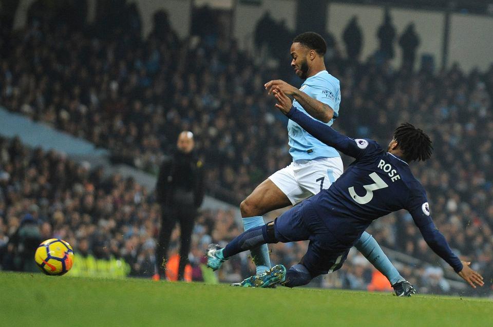 Raheem Sterling, Manchester City - Tottenham