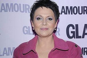 50-letnia Ma�gorzata Pie�kowska w leginsach. Pierwszy raz j� tak� widzimy. Wow!
