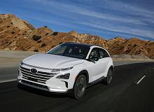 Hyundai Nexo FCV - crossover na wodór