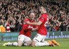 Wayne Rooney i Robin van Persie