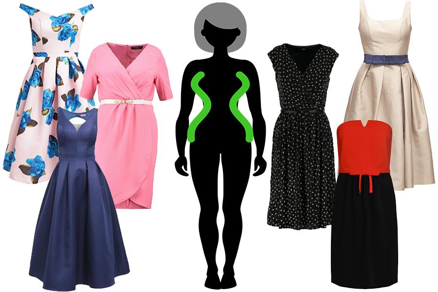 7293a79cc032 Fason idealny  jak dobrać sukienkę do figury