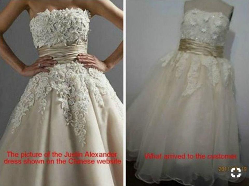 Zakupy online: suknie ślubne