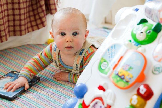 Jak przygotować dom na przybycie dziecka?
