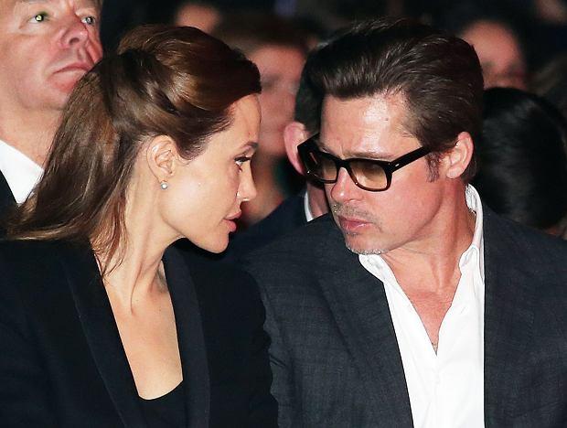Zdjęcie numer 3 w galerii - Angelina Jolie nie akceptuje nowej wybranki Brada.