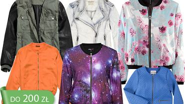 10 wiosennych kurtek do 200 zł - którą wybierasz?