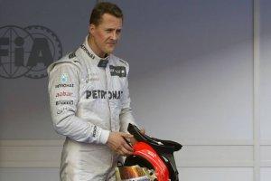 Lekarze: Michael Schumacher pozostanie inwalid� do ko�ca �ycia