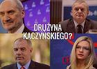 """Dru�yna Kaczy�skiego. Tak wed�ug tygodnika """"wSieci"""" b�dzie wygl�da� rz�d PiS"""