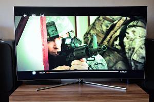 Świetny telewizor dla graczy, wielbicieli sportu i nie tylko. Samsung QLED Q7C [RECENZJA]
