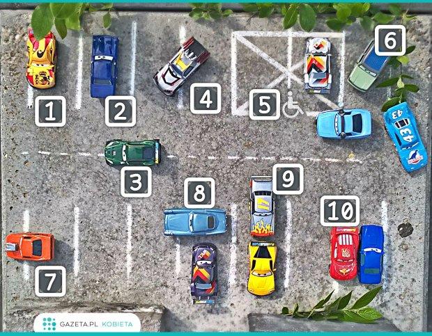 Jak parkujesz, i co to o tobie mówi? Wystawiamy opinię
