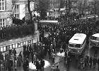 """Marzec 1968. Według propagandy był to młodzieżowy protest  uknuty przez """"syjonistów"""""""