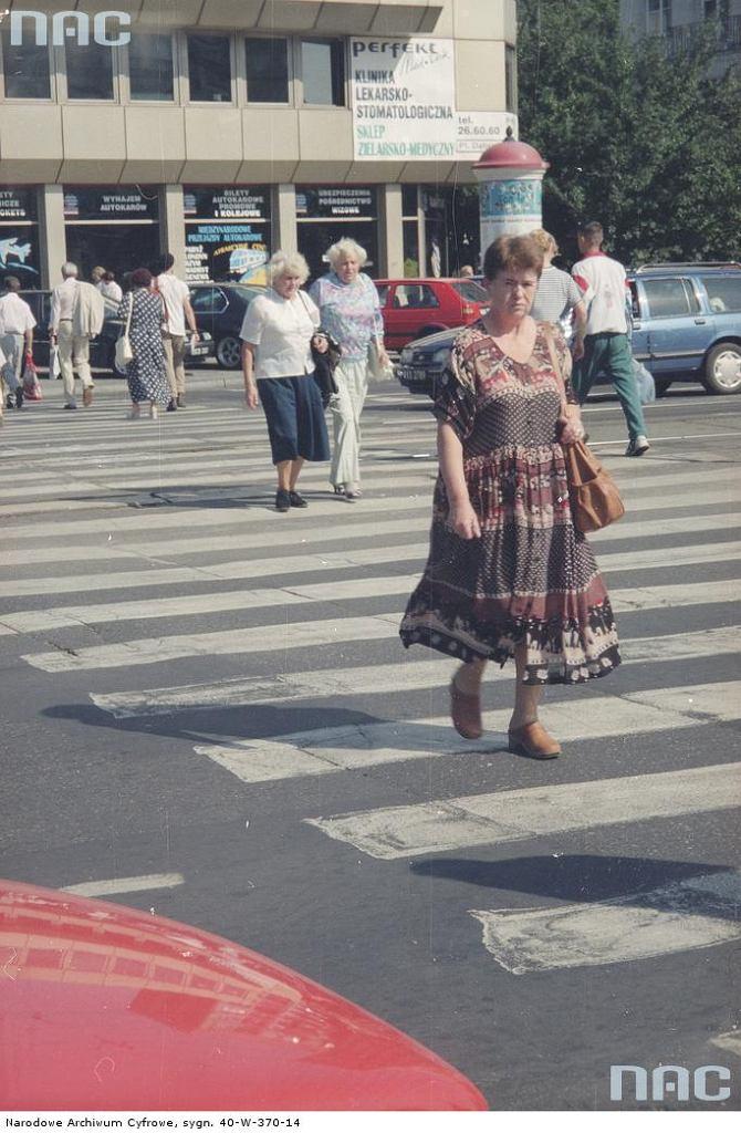 Lato w Warszawie
