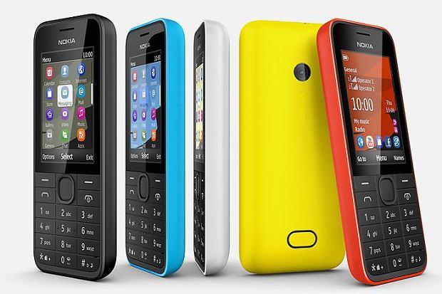 Nokia zapowiada 3 nowe i bardzo tanie telefony