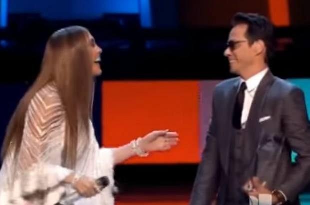 Jennifer Lopez i Marc Anthony wystąpili razem na scenie w trakcie rozdania Latynoskich Nagród Grammy 2016. Działo się!