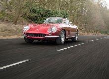 Aukcje | Ostatnie Ferrari 275 GTS/4 NART Spider trafi na sprzedaż