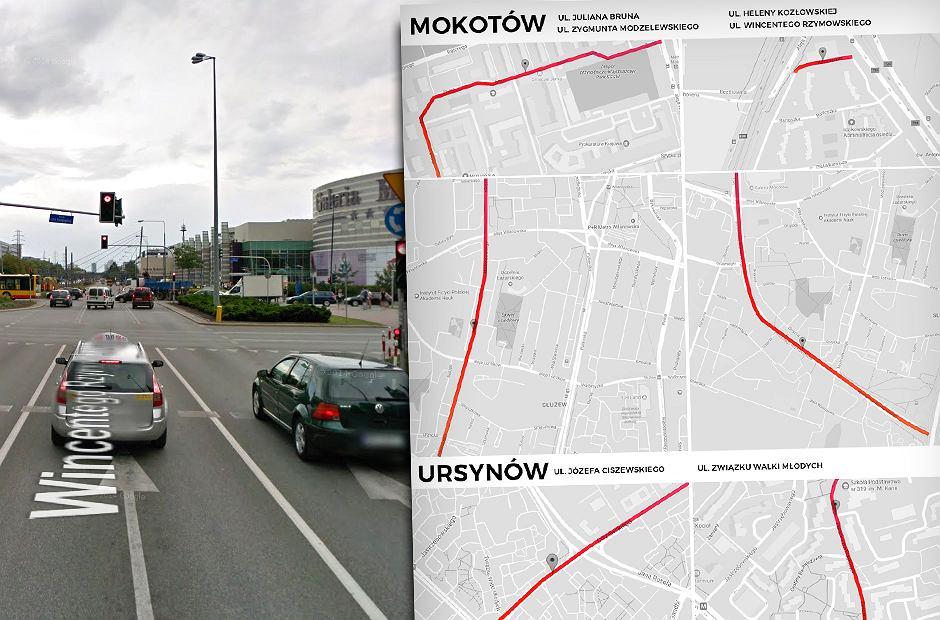 Dekomunizacja ulic w Warszawie