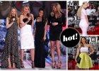 MTV Movie Awards 2014: stylizacje gwiazd. Rihanna zawiod�a, Nicki Minaj zaskoczy�a, a Lupita Nyong'o zachwyci�a oryginalno�ci� [ZDJ�CIA]