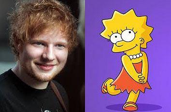 """Ed Sheeran jest naprawdę rozchwytywany! Dopiero co wystąpił gościnnie w pierwszym odcinku nowego sezonu """"Gry o Tron"""", a już wiemy, że użyczy głosu i pojawi się w odcinku """"The Simpsons""""."""
