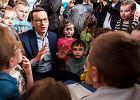 Premier Mateusz Morawiecki na Podkarpaciu: Finansowanie 500+ najważniejsze dla rządu PiS [ZDJĘCIA]