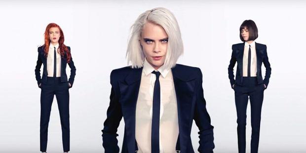 """Cara Delevingne nakręciła teledysk do swojej piosenki z filmu """"Valerian i Miasto Tysiąca Planet"""""""