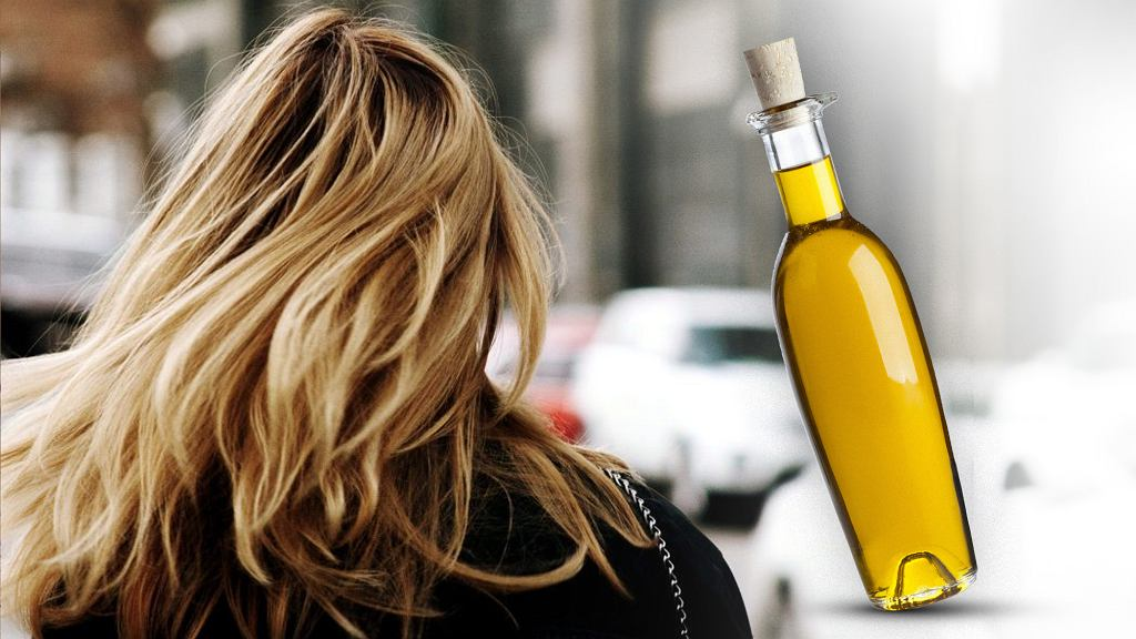 Покрытие маслом для волос - что это, для кого, эффекты
