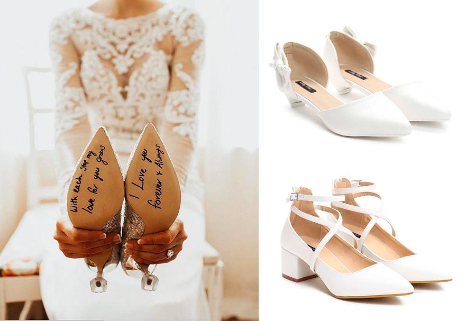 Buty dla panny młodej
