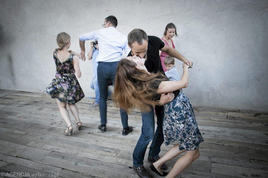 Wieczór swingowy / Fot. Marcin Onufryjuk / Agencja Gazeta