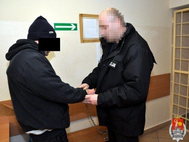 """Gro�ny gangster """"Marek z Marek"""" zatrzymany na Mazurach"""
