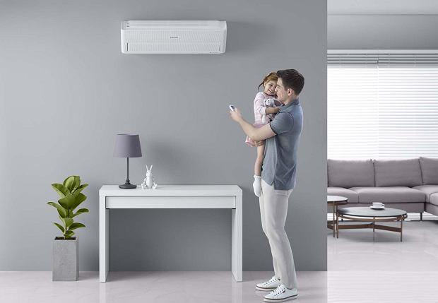 Klimatyzatory Samsung - w trosce o zdrowie i lepsze samopoczucie