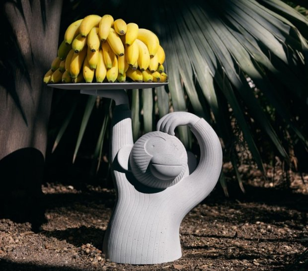 Stolik małpka; proj. Jaime Hayon dla BdBarcelona