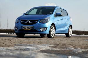 Opel Karl 1.0 | Test | Najrozsądniejszy w rodzinie