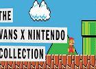 Vans i Nintendo - wspólna kolekcja ubrań i dodatków