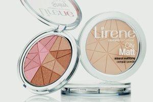 Lirene - paleta multifunkcyjnych pudr�w piel�gnacyjnych