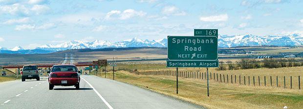 Podróże: na skraju raju czyli Kolumbia Brytyjska, ameryka północna, podróże, Autostrada w Kanadzie