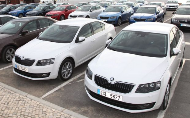 W Polsce liderem Skoda, w UE Volkswagen