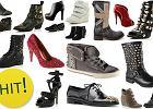 Buty z ćwiekami i dżetami - aż 140 propozycji