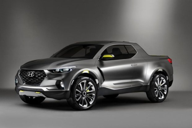 Salon Detroit 2015 | Hyundai Santa Cruz | Na wz�r Hondy