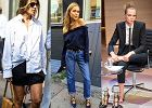 Męskie ubrania w kobiecych stylizacjach - zobacz jak to zrobić