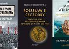 """Reportaże o niemieckiej okupacji Kraju Warty, biografia Bolesława II Szczodrego oraz """"Moce Wikingów"""". Polecamy książki"""