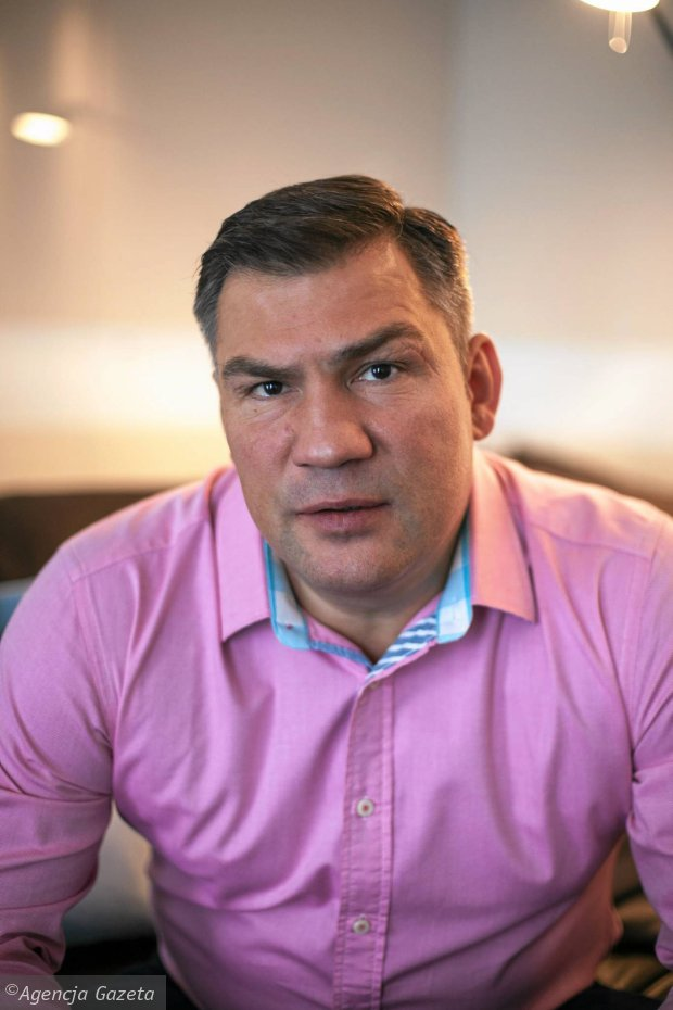 Adamek - Saleta. Michalczewski: To z�a reklama polskiego boksu