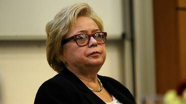 Pierwsza prezes SN Małgorzata Gersdorf zaskarżyła nowelizację ustawy o Trybunale Konstytucyjnym