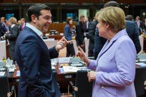 Merkel kategorycznie. Nie ma mo�liwo�ci umorzenia greckich d�ug�w. Grexit? Te� wykluczony