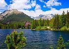 Na maj�wk�: S�owacja. Tatry Wysokie i Szczyrbskie Jezioro
