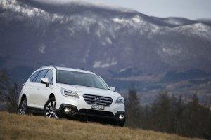 Nowe Subaru Outback | Pierwsza jazda | SUV po japo�sku