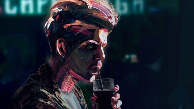 Taco Hemingway i album Café Belga